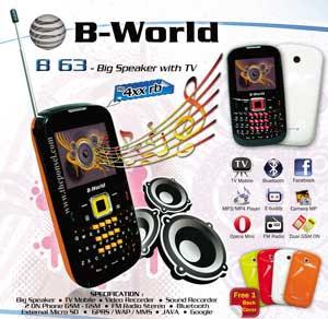 B-World B63