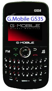 G.Mobile GS35-10