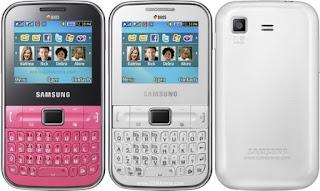 Samsung Ch@t 322-9