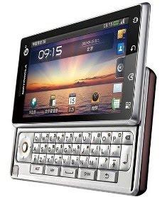 Motorola MOTO MT716-9