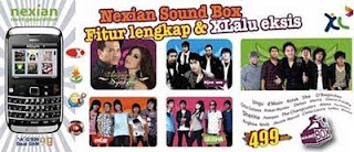 Nexian Sound Box (NX-G509)