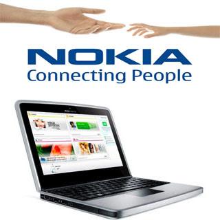 Netbook Nokia 3G-RX75-9