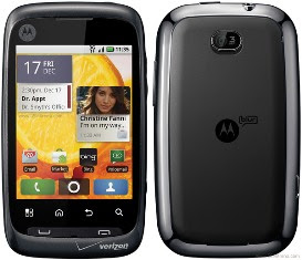Android Motorola Citrus WX445