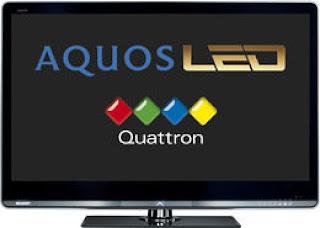 Sharp Aquos Quattron LC-52LE820M