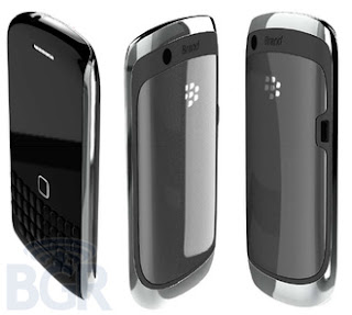Blackberry Apollo-9