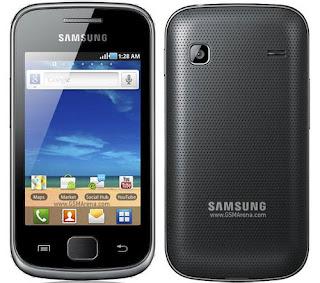 Samsung Galaxy Gio S5660-8