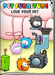 Puffle Furniture Cheats