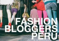 Fashion Bloggers Peru