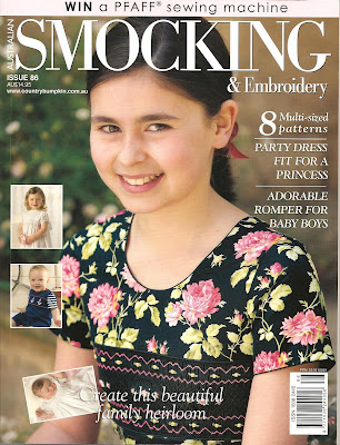 Australian Smocking and Embroidery.