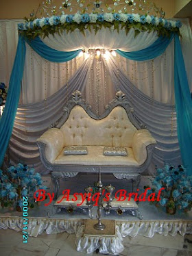 Pelamin simple yet exlusive