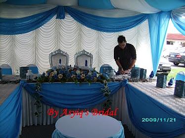 Meja makan beradab by Asyiqs.
