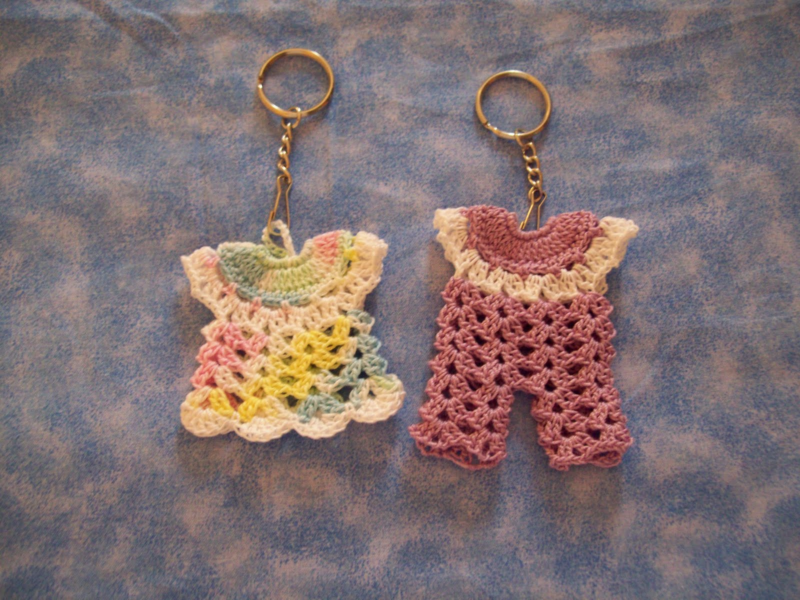 Crochet Princess: Keychains and Crochet