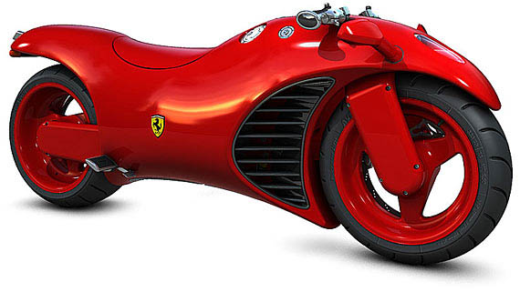 Future Motorcycle Concept