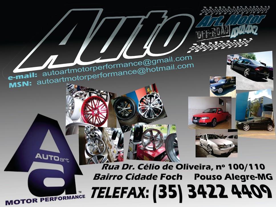 Auto Art Motor Performance