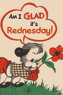 Wednesday is Rednesday