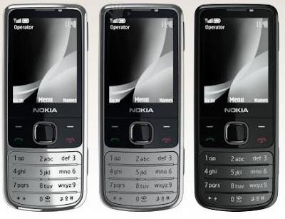 Nokia 6700 Classic- Silver