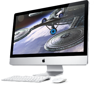Apple iMac all-in-one desktop computer loaded with splendid features for flexible computing