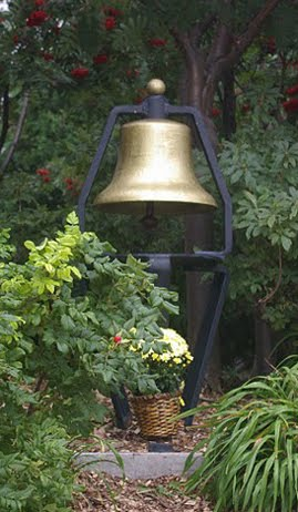 Memorial Bell Garden for Minnesota victims of gun violence