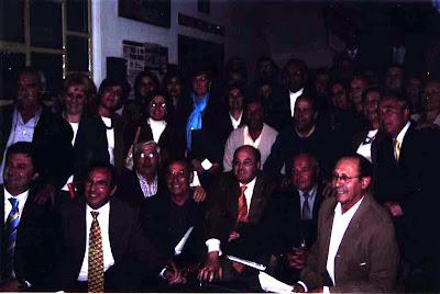 Visita del Rector Mayor (D. Pascual Chávez)