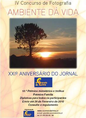 """O Jornal """"O Correio da Linha"""" promove IV Concurso de Fotografia"""