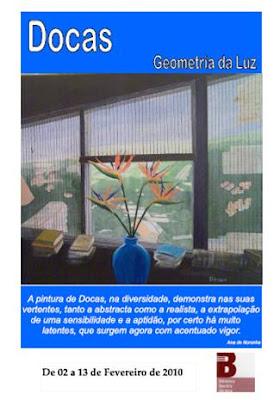 """Geometria da Luz"" na Biblioteca Operária Oeirense"