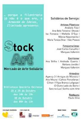 Stock Art - Mercado de Arte Solidário