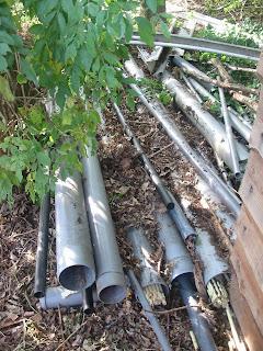 Regenwaterafvoer aanleggen