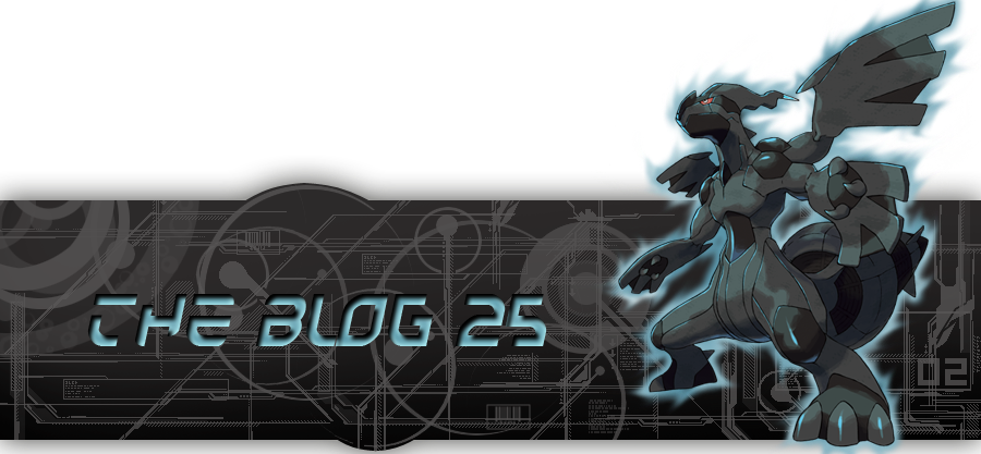 The Blog 25