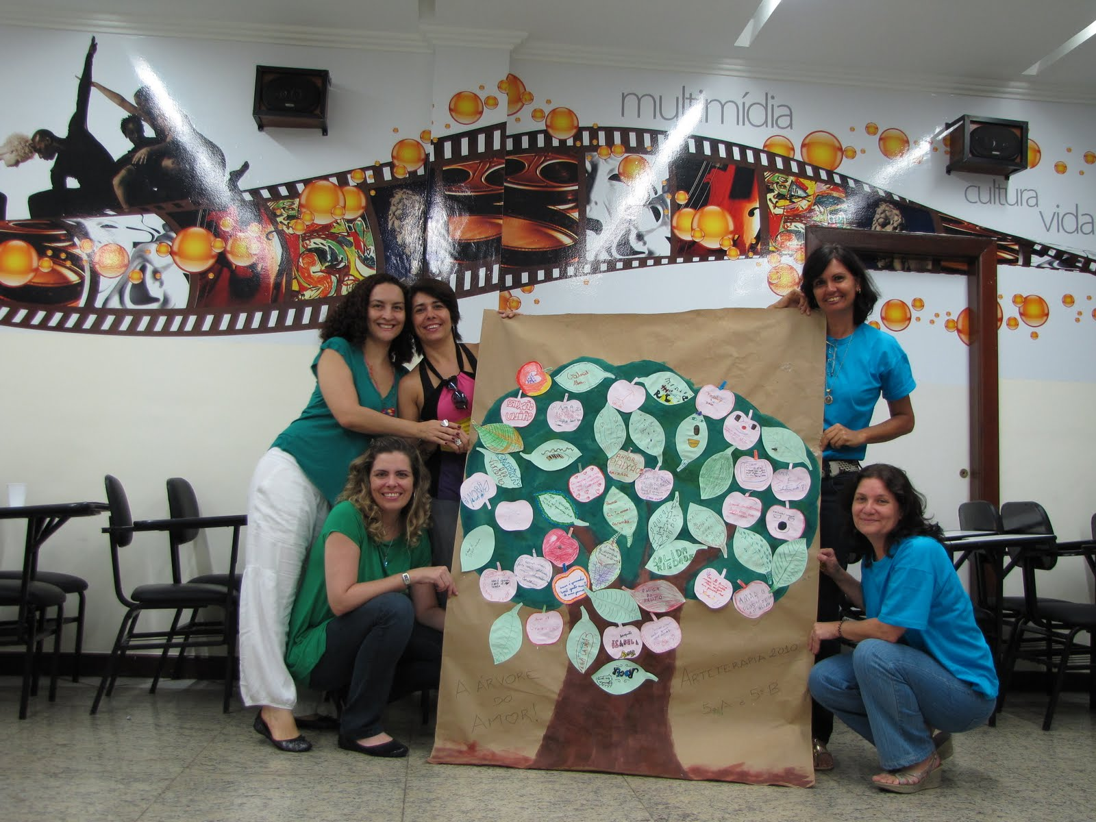 #216876 Arteterapia.com: Projeto Arteterapia na Escola. 1600x1200 px Projeto Cozinha Experimental Na Escola #2535 imagens