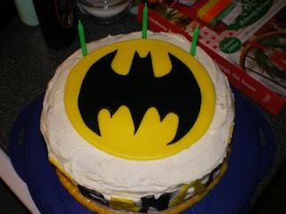 Beckys Cake Blog Joker and Batman