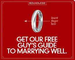 Guy's Guide to Marrying Well