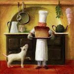 Bizcocho de las carmelitas, con la masa madre congelada