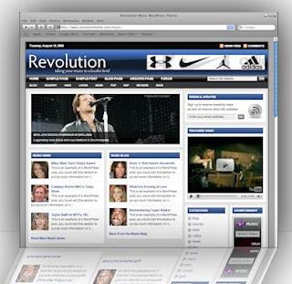 Revolution Professional WordPress Themes