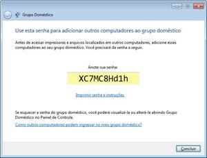 Criando e configurando um grupo doméstico 35087-05