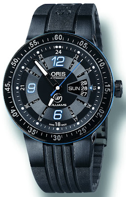 RELOJES ORIS WILLIAMS F1 TEAM DAY DATE