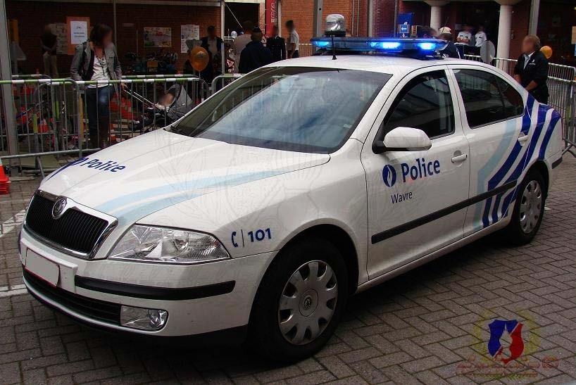 Skoda au service de la police Wavre+skoda+octavia