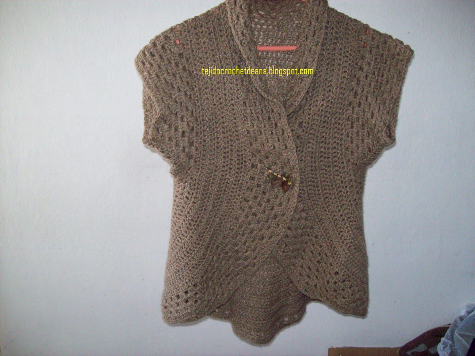 tejido crochet de ana