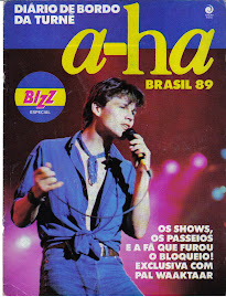 A-Ha Tour BRA'89
