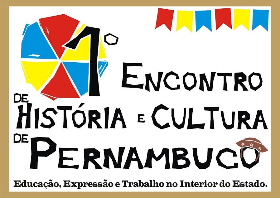 Encontro de História e Cultura de Pernambuco