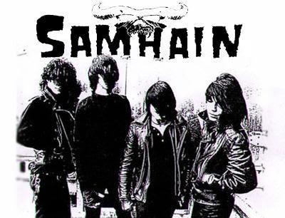 Samhain - Live 85-86