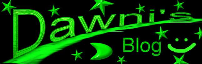 Dawni's BLOG