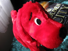 Clifford The Book Dog!
