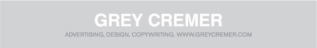 Grey Cremer