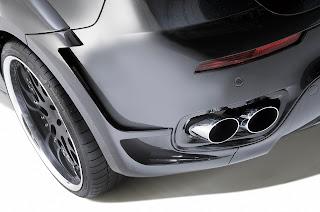 BMW X6 Hamann HD Wallpaper