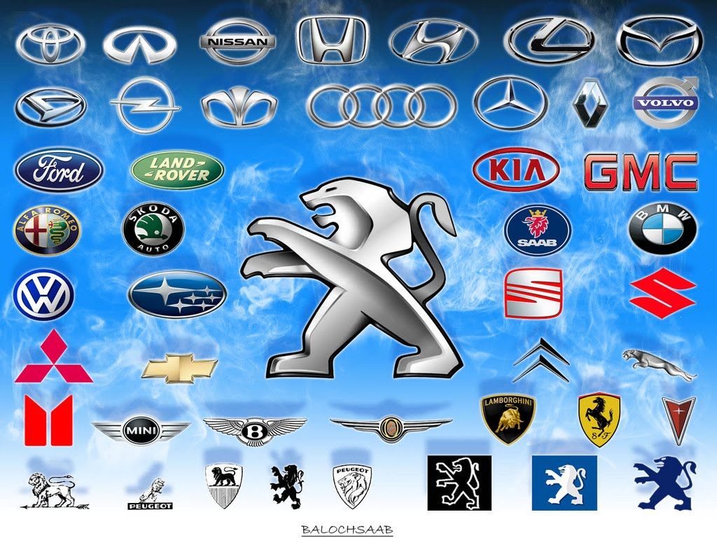 Foreign Car Symbols HD Car Logos Wa...
