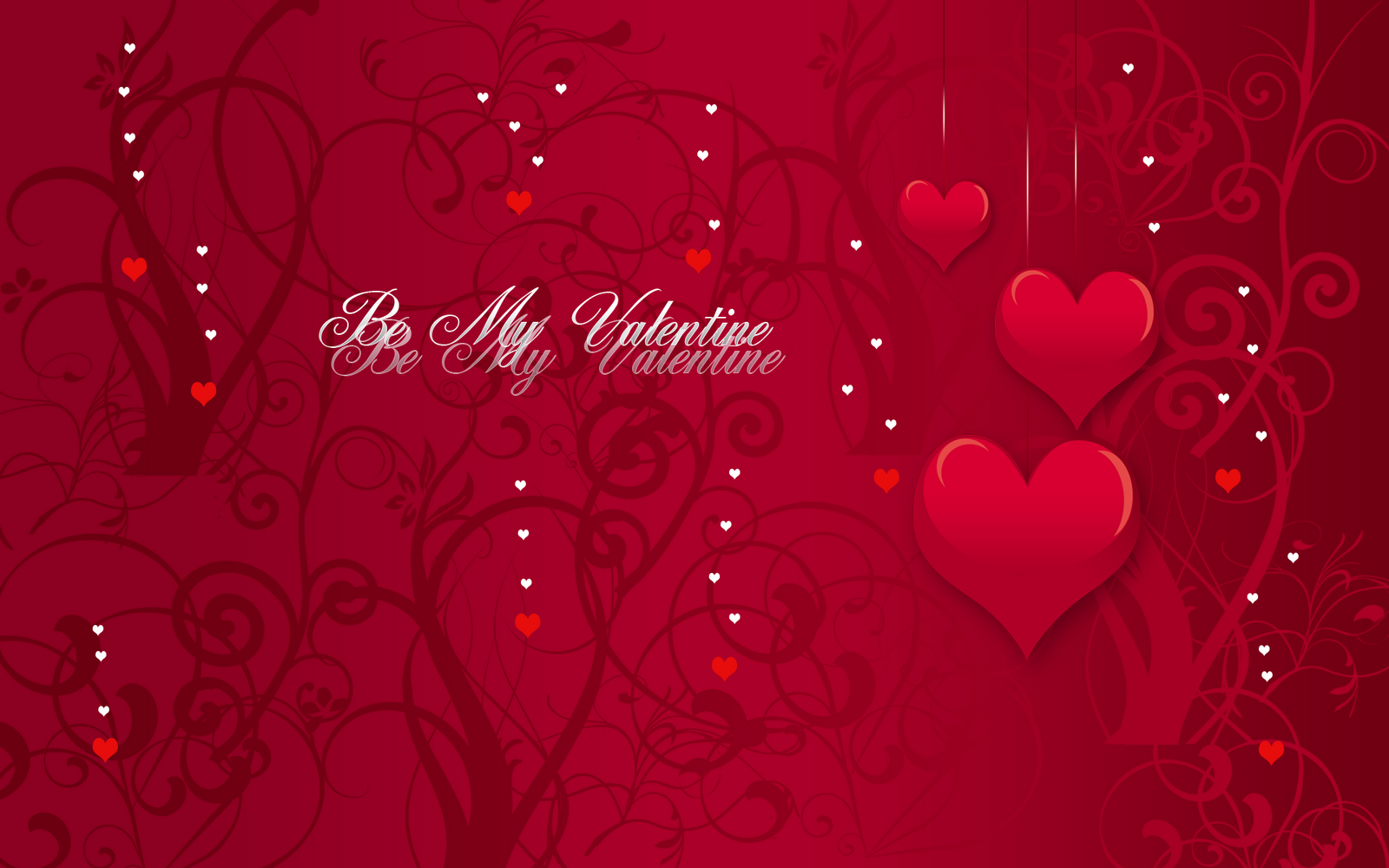 Valentine's Day Desktop