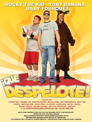 Que despelote (2010) online y gratis