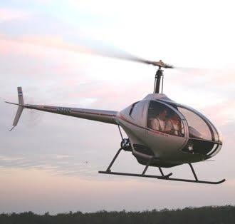 Helicópteros de fabricacion argentina