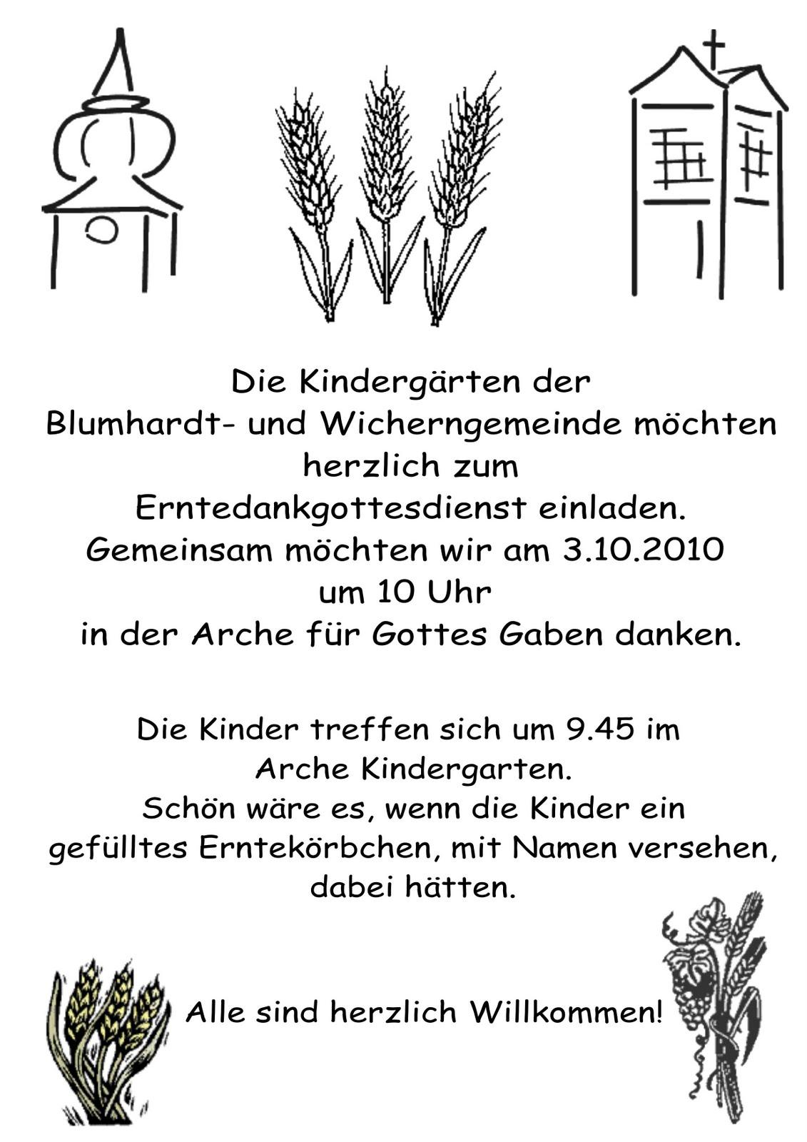 elternabend kennenlernen kindergarten, Einladung