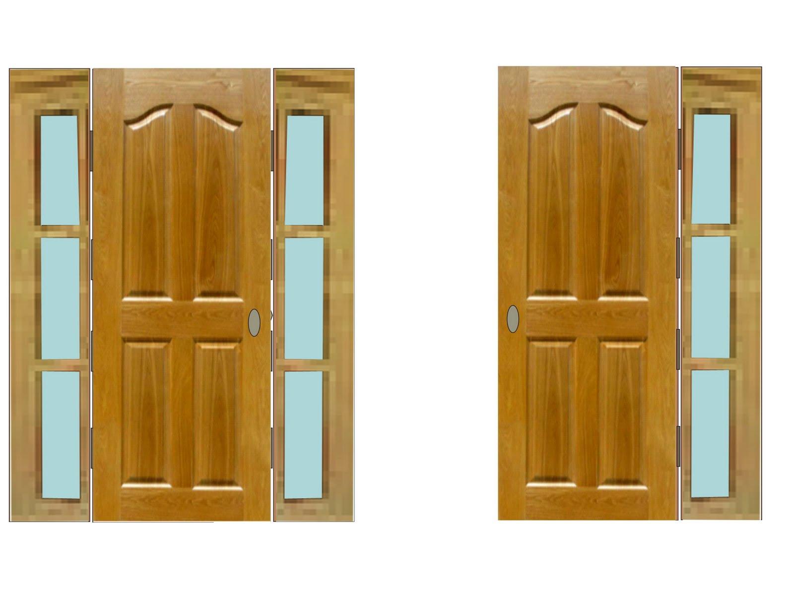 Puertas levadizas carpinteria de madera for Puertas de madera sodimac